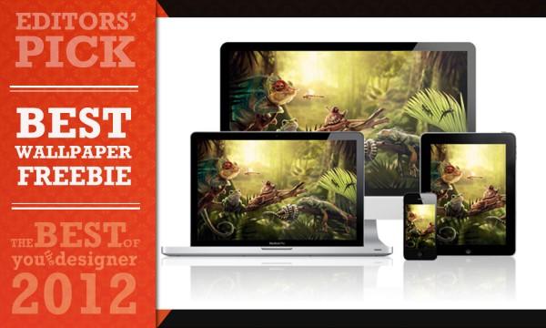 "Best Wallpaper Freebie - ""Forest Life"""