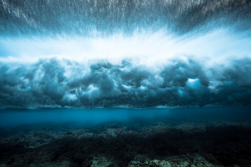 """""""Vacant""""   The Underwater Project by Mark Tipple"""
