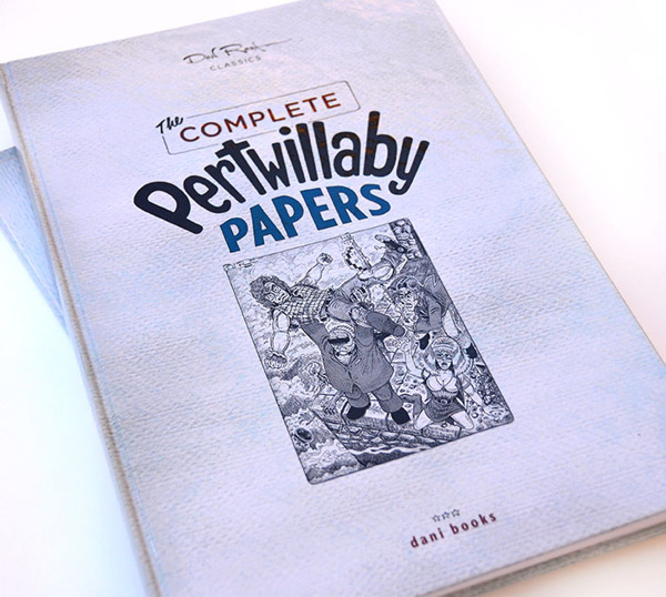 Don Rosa Classics: The Complete Pertwillaby Papers by Rachel Spoon