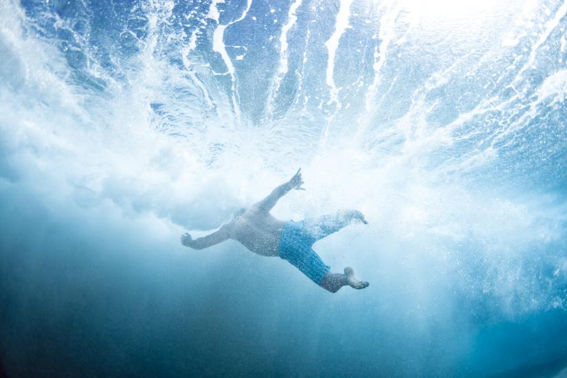 """Freak""   The Underwater Project by Mark Tipple"