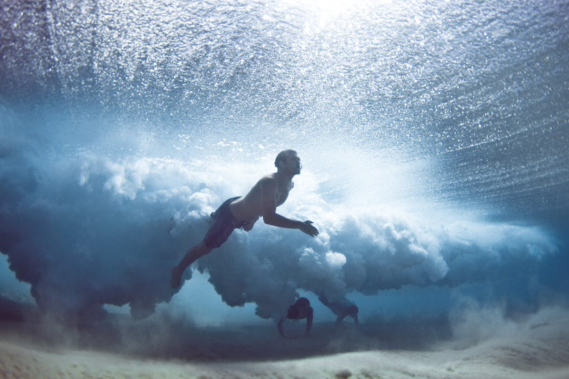 """""""Navigate""""   The Underwater Project by Mark Tipple"""