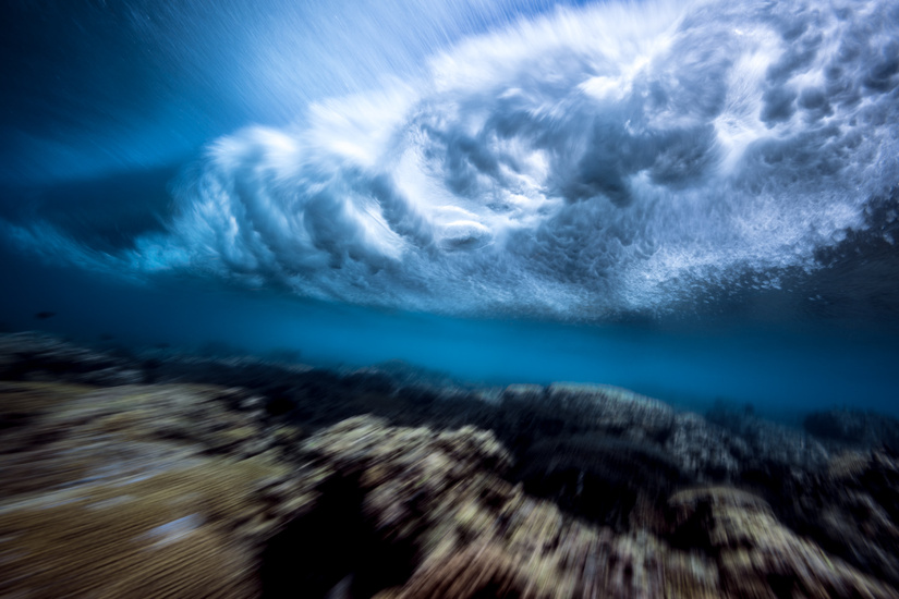 """""""Sina""""   The Underwater Project by Mark Tipple"""