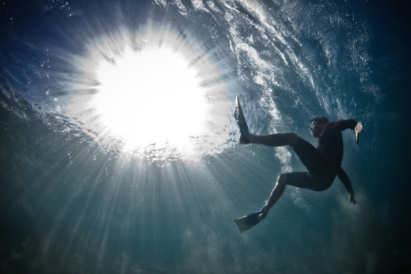 """""""Shine""""   The Underwater Project by Mark Tipple"""