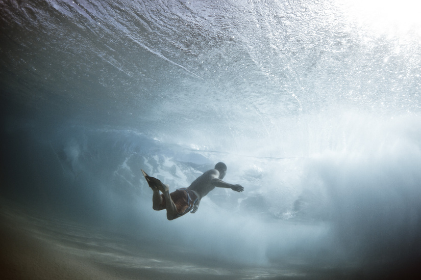 """""""Pause""""   The Underwater Project by Mark Tipple"""