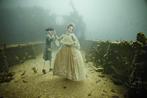 The Stavronikita Project by Andreas Franke