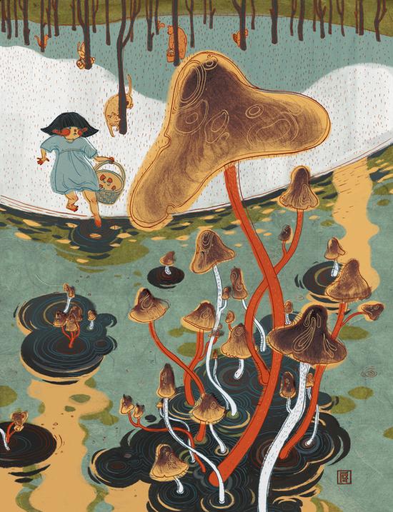 Victo Ngai Illustration