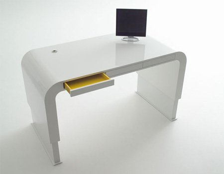 Minimalist Furniture Series by Signalement