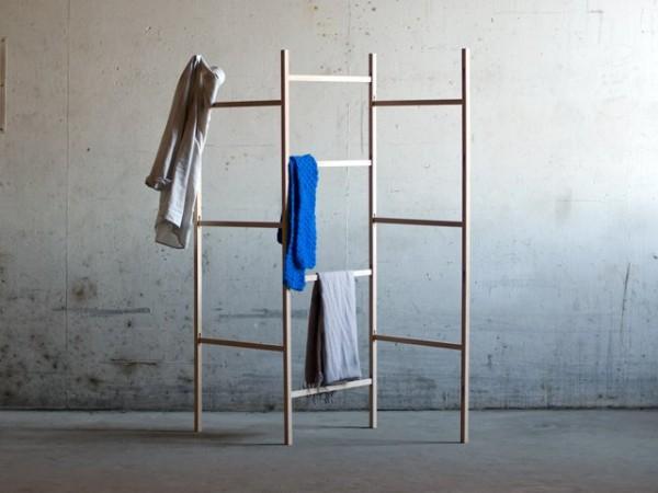 Minimalist Clothes Rack