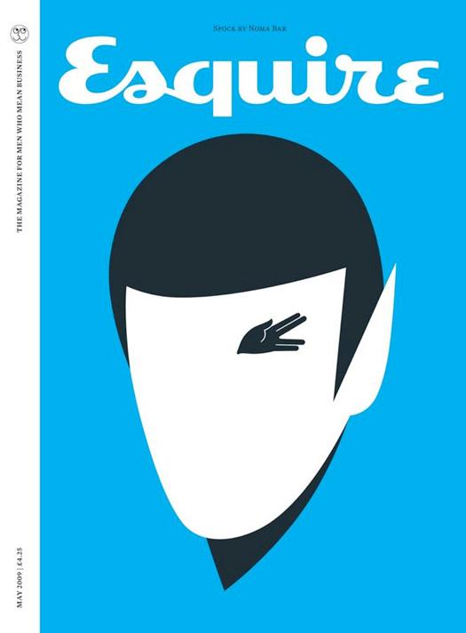 Esquire | Noma Bar