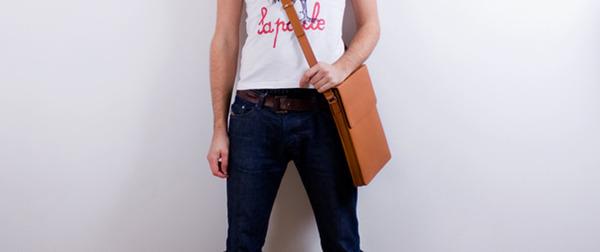 Laptop Bag by Soeren Hougesen