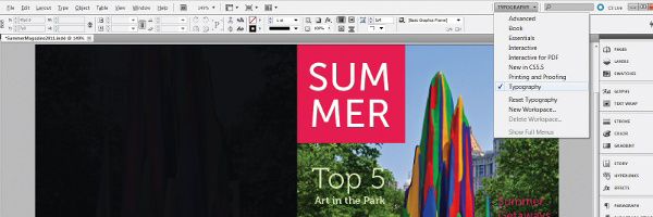 Adobe InDesign Tutorials