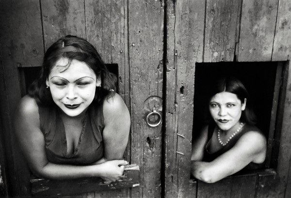 Black and white photography by Henri Cartier-Bresson