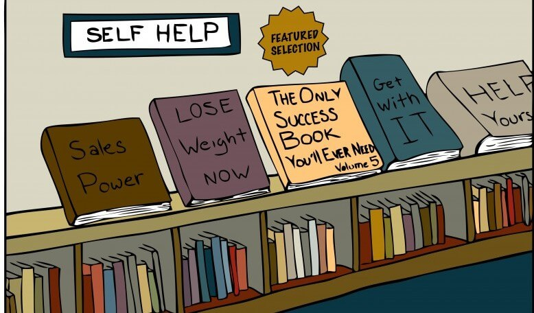 Why Self-help Articles Can Be Bad For Entrepreneurs - Header