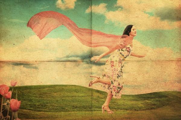 Enchanting Dream Scenes By Maria Snegireva