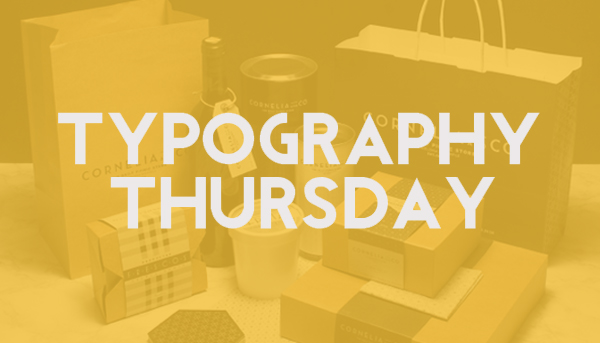 Typography Thursday – How to Tell Your Client That Some Typefaces are Better than Others