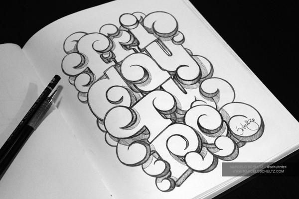Friday Type | Marcelo Schultz