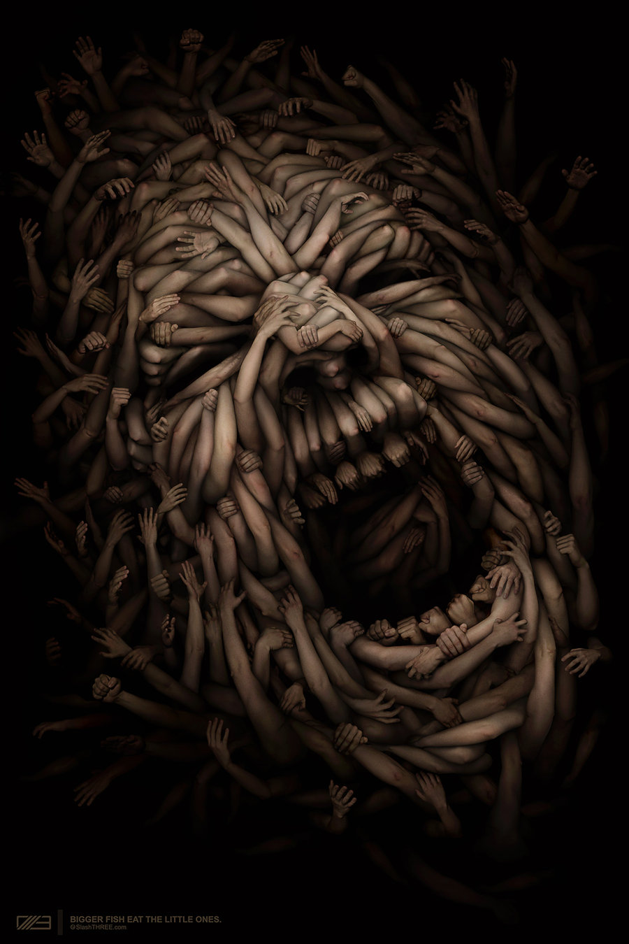 """SOCIETY"" by Anton Semenov"