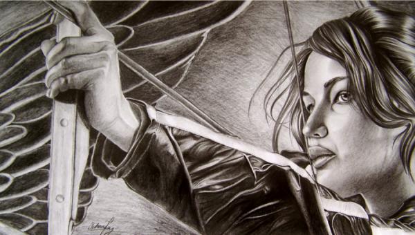 Jennifer Lawrence by Sidonnia