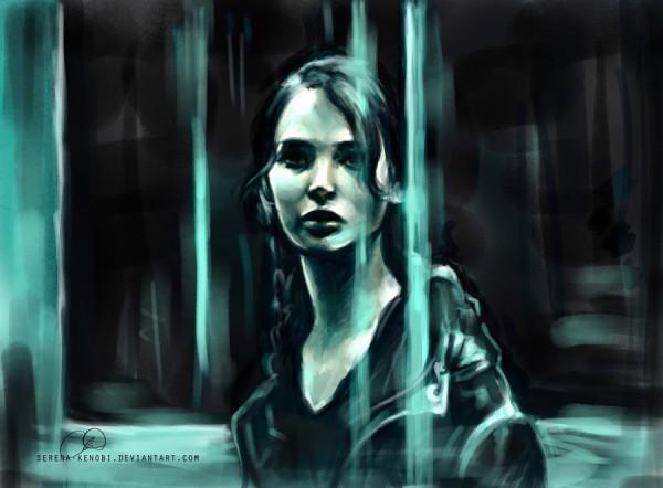 Katniss by Serena-Kenobi