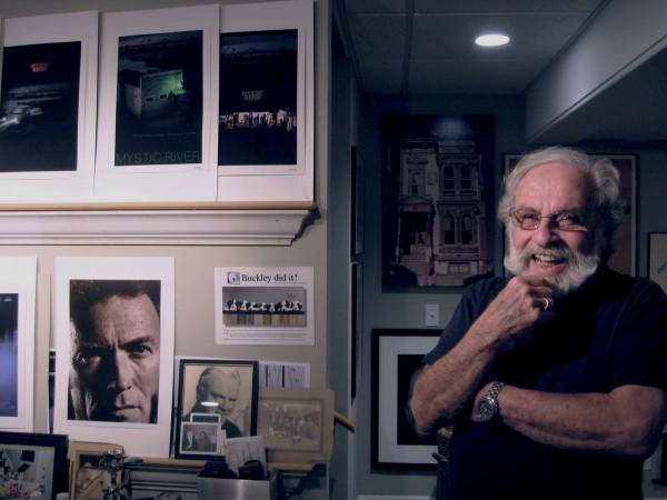 Movie Poster Designer Bill Gold via RoundTablePictures