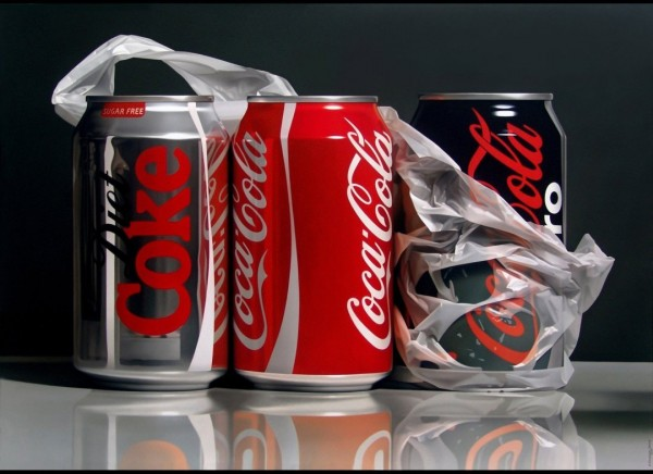 Hyperrealistic Paintings of Pedro Campos