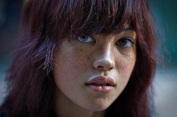 Stranger #7 | Photography by Danny Santos
