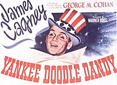 Yankee Doodle Dandy poster design by Bill Gold