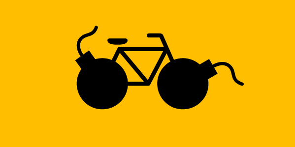 Bicycle Bombs Hit Indian City | Icons Times