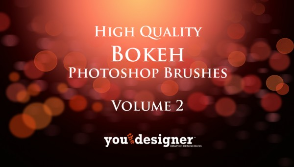 Free High Quality Bokeh Photoshop Brushes