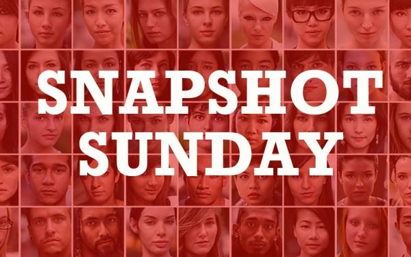 Snapshot Sunday - Shooting Portraits of Strangers