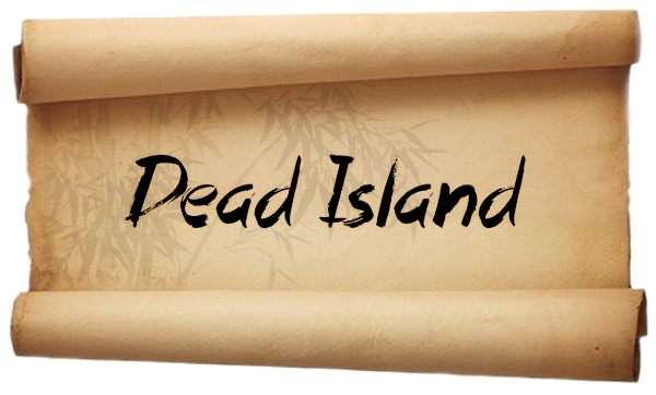 Dead Island Font | UrbanFonts.com