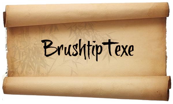 Brushtip Texe
