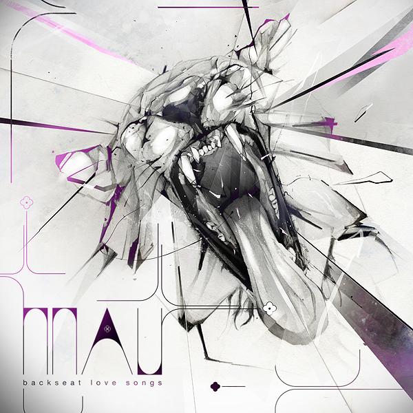 MAU Album Cover | Alexis Marcou