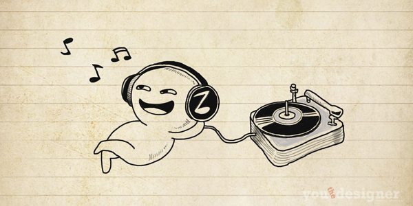 LISTEN TO SOME MUSIC