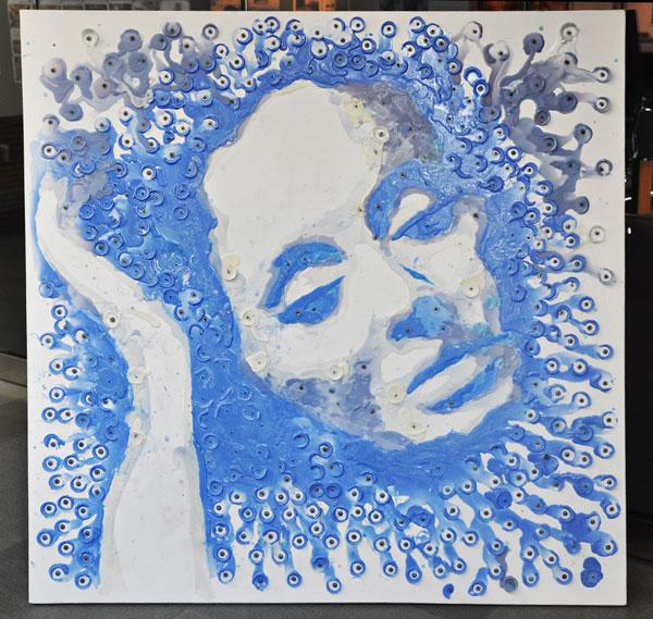 Adele's Portrait by Hong Yi