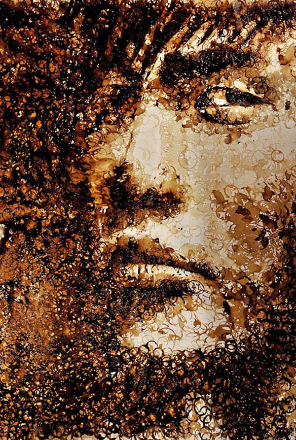 Jay Chou's Portrait by Hong Yi
