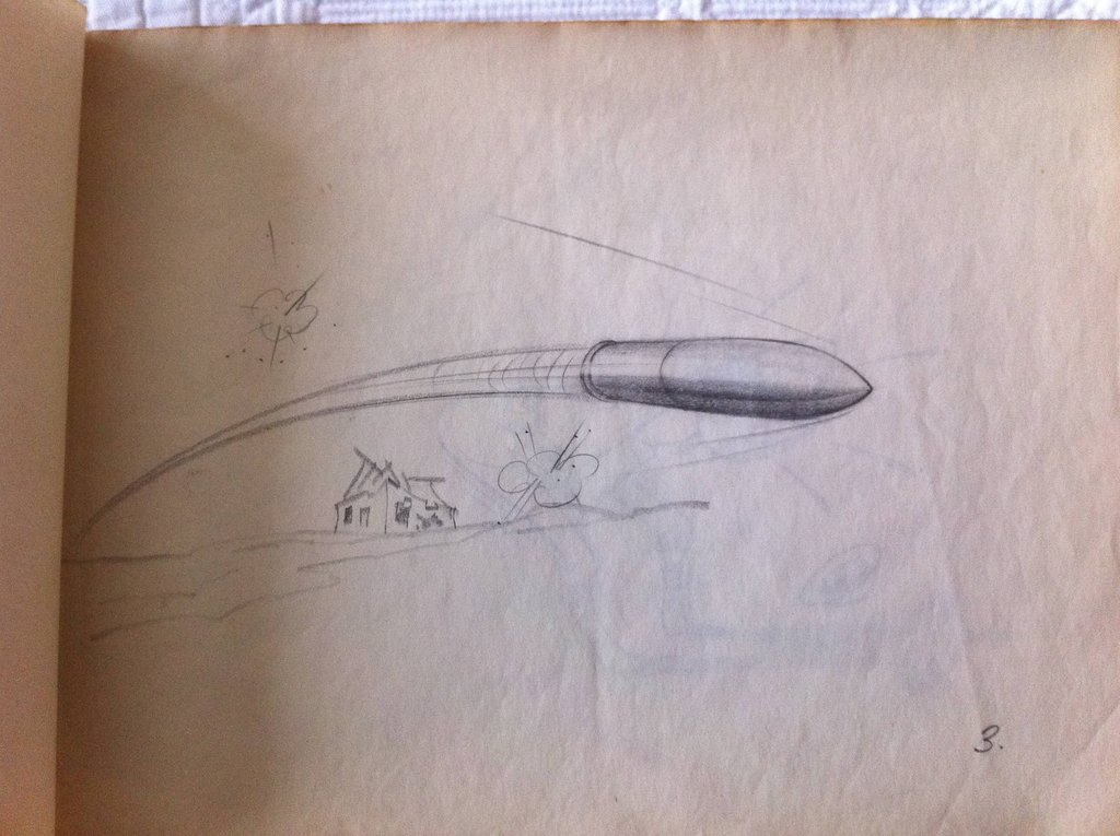 World War II Illustrations by Weston Emmart