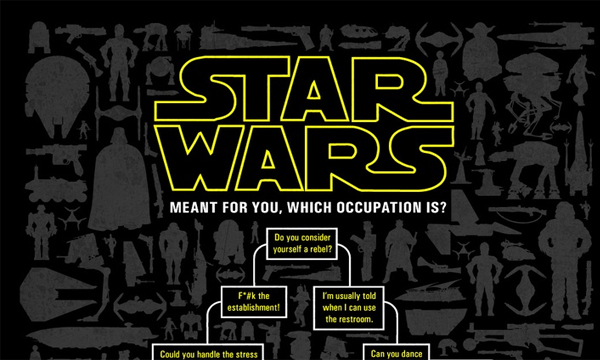 What would your Job be in the STAR WARS Universe?