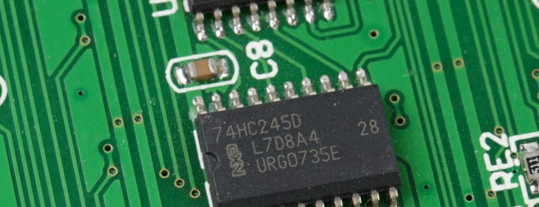 Integrated Circuit by oskay via photopin cc