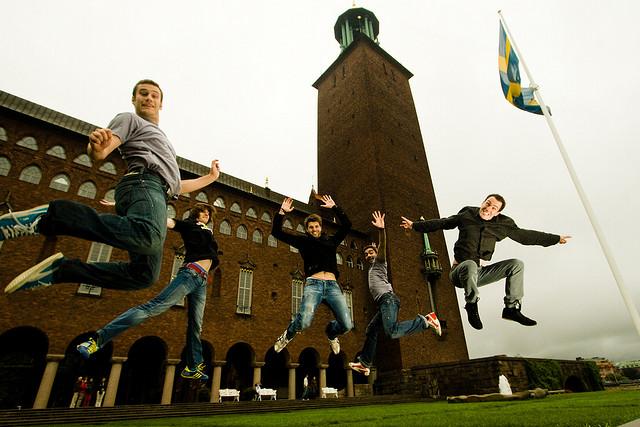 Group by Éole via photopin cc