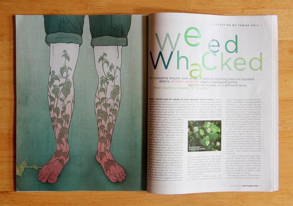 Invasive Plants | Seattle Magazine