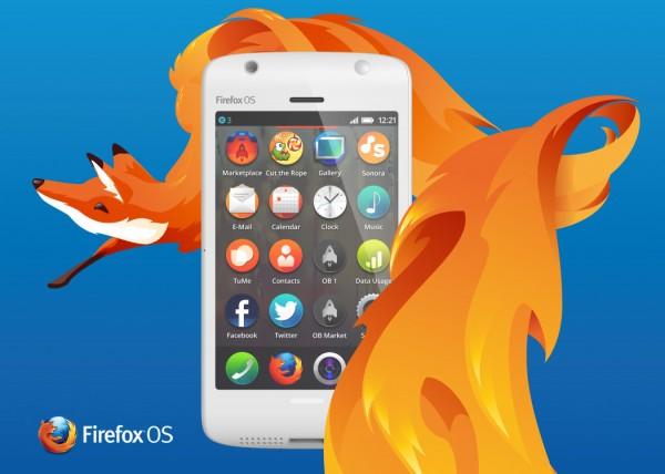 Firefox OS Branding