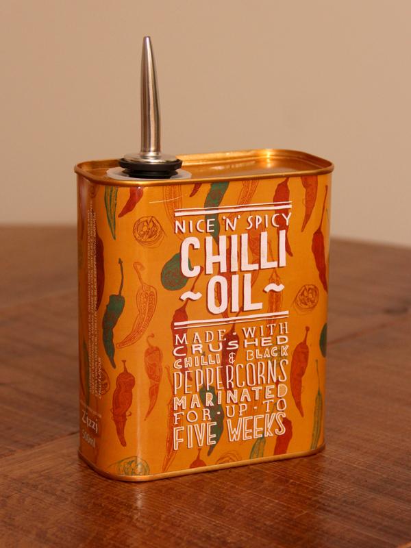 Zizzi Oil Cans
