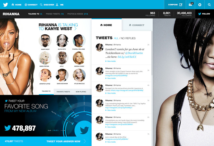 Twitter: A Digital Experience by Fred Nerby