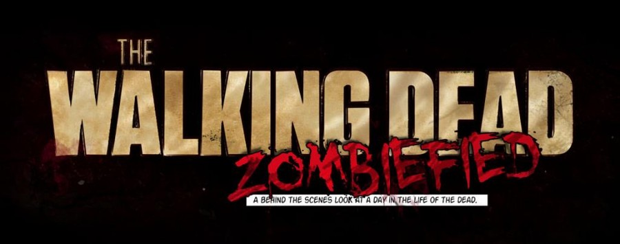 The Walking Dead Zombified Infographic