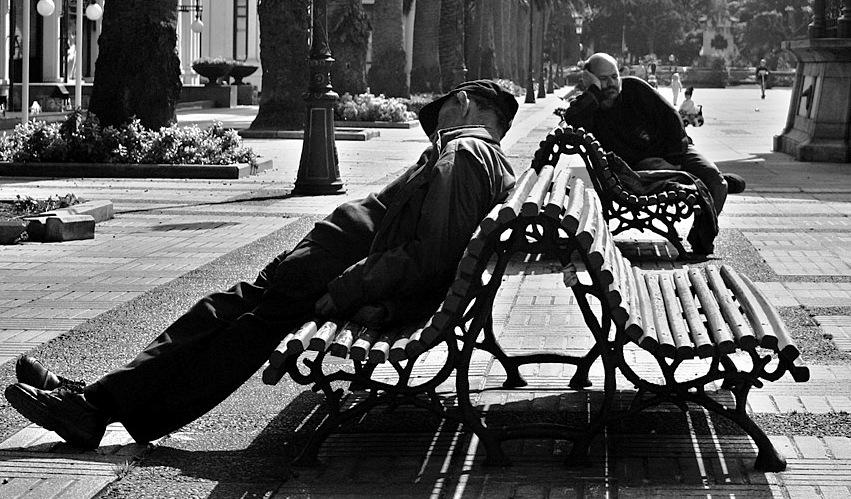 Julio Rojas - Day Sleepers via Wikimedia Commons CC