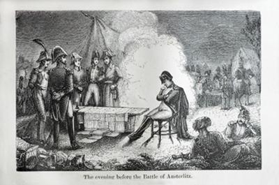Napoleon Sleeping - Public Domain