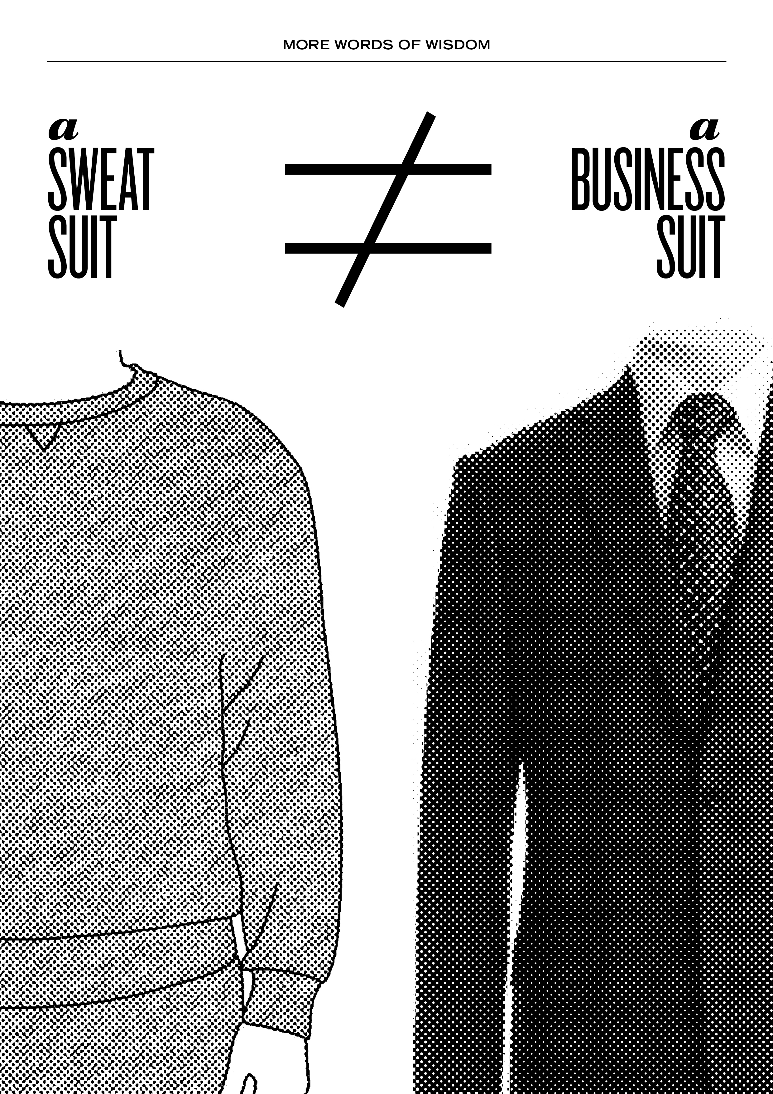 Suits via Wikimedia commons