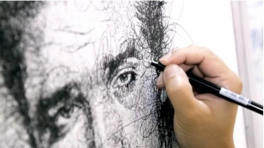Illustrator Vince Low