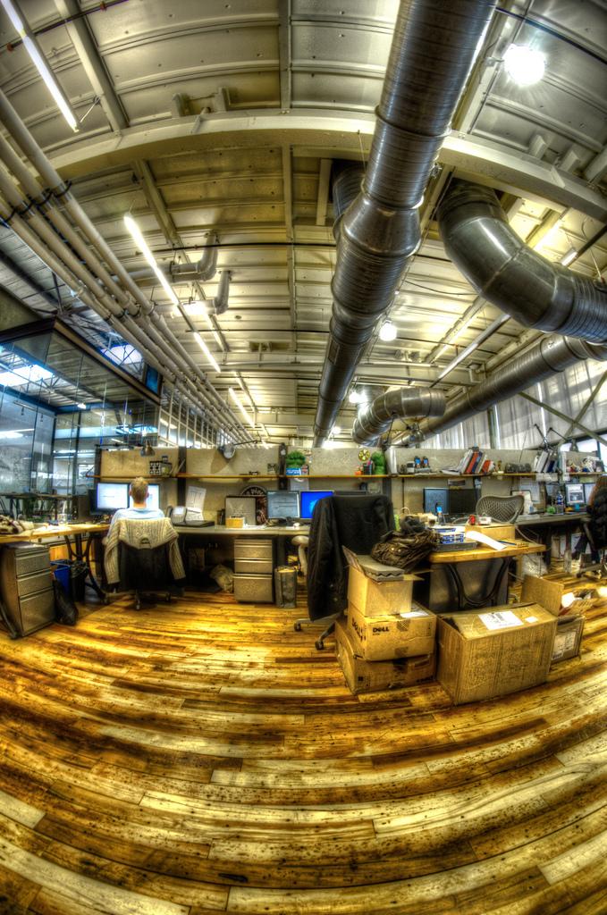 Ducts mytoenailcameoff via photopin cc